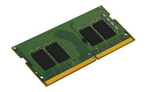 Kingston 8GB (1x 8GB) 2666MHz DDR4 SO-DIMM Laptop Memory, £28.98 at Amazon