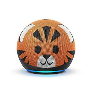 All-new Echo Dot (4th generation) Kids. Tiger or Panda (1-year of Amazon Kids+ with thousands of hours of kids content) £39.99 @ Amazon