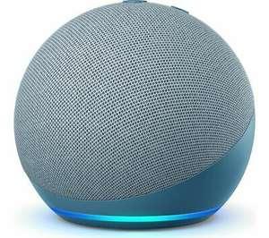 AMAZON Echo Dot (4th Gen) 4 Colours £29.99 @ Currys ebay