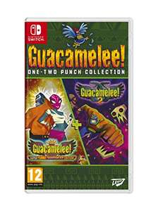 Guacamelee! One-Two Punch Collection (Nintendo Switch) £17.99 (Prime) / £20.98 (Non Prime) Delivered @ Amazon