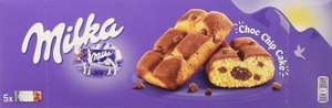 Milka Cake and Choc Biscuit Cake 175g £1 + £4.49 non prime @ Amazon (voucher and s&s 90p)