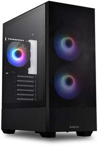 Lian Li Lancool 205 Mesh ARGB Midi Case - Black, £65.55 at CCL Online