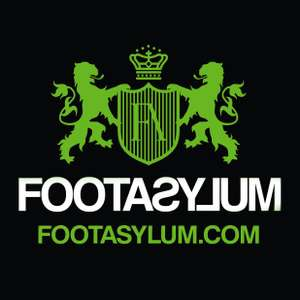20% Off Outlet items using discount code @ Footasylum