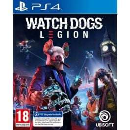 Watch Dogs Legion (PS4 with Free PS5 Upgrade) - £11.95 delivered @ The Game Collection