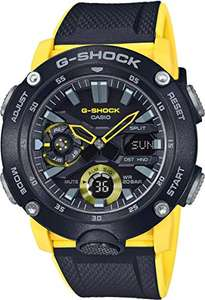 Casio G-Shock Carbon Core Guard Resin Strap Watch, £56.52 (UK Mainland) at Amazon France