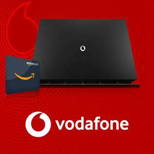 Vodafone Superfast 2 - 63Mbps Fibre Broadband - £21.50pm + £125 Gift card + Amazon HD Fire 8 PAYM Custs (24 month - £516) @ BroadbandChoices