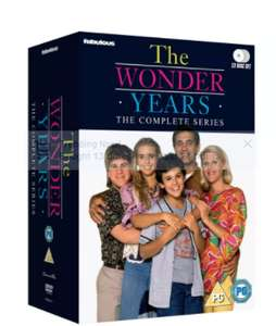 The Wonder Years Complete Series DVD Box Set3 £20 (Free Collection in Limited Locations) @ Argos