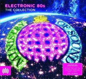 Electronic 80s: The Collection - Ministry Of Sound (4 x CD Boxset) £2.72 delivered @ Rarewaves