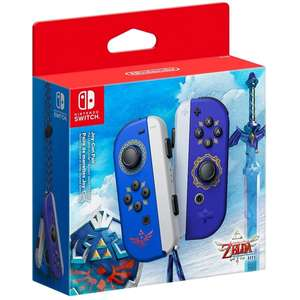 Nintendo Switch Joy-Con Pair The Legend of Zelda Skyward Sword - £60.36 (Possible £51.65 with code) Delivered @ Amazon France