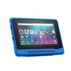 """2021 Fire 7 Kids Pro tablet 7"""" Display 16GB Kid-Friendly Case £59.99 Free Delivery @ Amazon"""