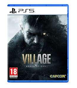 Resident Evil Village (PS5) £27.99 Delivered @ Amazon