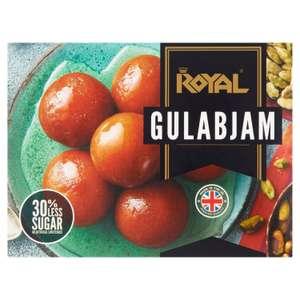 Royal Gulabjam 500g for £2 at Sainsbury's