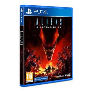 Aliens: Fireteam Elite (PS5) £21.85 / (PS4) £20.85 Delivered @ Shopto