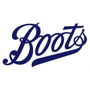 10% Off a £75 spend using discount code Boots