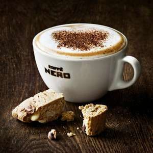 Double Stamps on any handcrafted drink/Breakfast Menu/Coffee At Home (October 18-24) with the app in-store or click & collect @ Caffè Nero