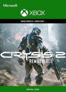 Crysis 2 Remastered / Crysis 3 Remastered [Xbox One / Series X|S - Argentina via VPN] £9.91 each using code @ Eneba / XGameStore