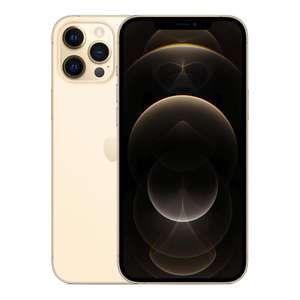 Apple IPhone 12 Pro Max 256GB Smartphone In Good Refreshed Condition + Micro fibre Cloth - £590 With Code @ Clove Technology