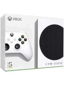 Customer Return - Xbox Series S Console- 12month Warranty - £220 (Uk Mainland) at Elek Direct