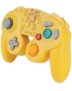 Wireless Nintendo Switch Gamecube Controller (Pikachu / Umbreon / Espeon) £24.99 + delivery @ Aldi