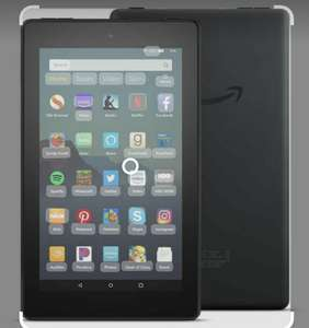 """Amazon Fire 7"""" 16GB Wifi Tablet - Black £39 delivered (UK Mainland) @ AO"""