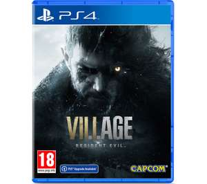 Resident Evil Village (PS4 / Xbox One Series X) - £27.97 delivered @ Currys
