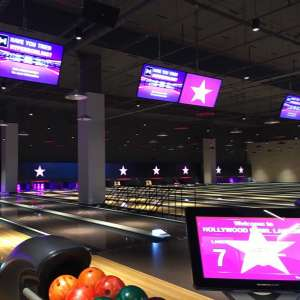 50% off bowling Oct 25th to Oct 31st half term before 11am with code (England) - selected locations @ Hollywood Bowl