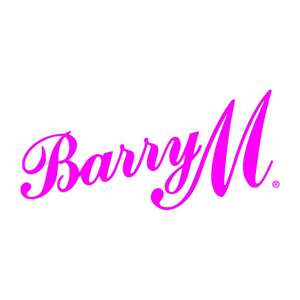 50% off Halloween Edit using code/Items from £1.50 with discount @ Barry M