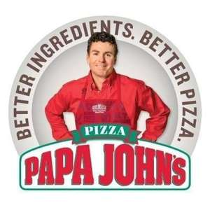 Large Pizza and 2 Sides for £19.99 at Papa John's