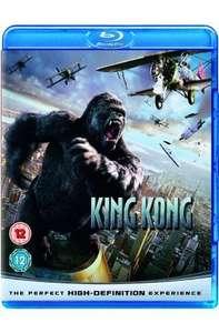 King Kong  (2005) (Blu-ray) - £7.95 @ Zavvi