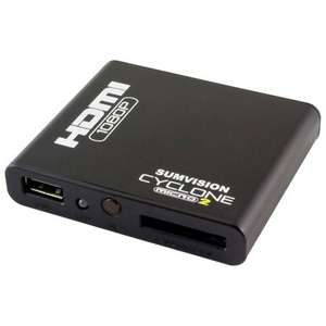 Sumvision Cyclone Micro 2 !!!PLUS!!! Media Player - £28.95 delivered @ Impact Computers