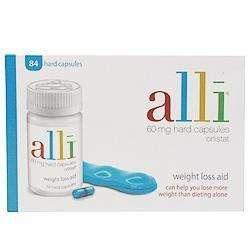 Alli alli 60mg hard 84 Capsules £34.95  delivered + 8.58 % Topcashback@ pharmacy2U