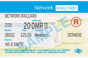 Gold railcard discount