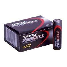 Duracell Procell AA Batteries Box Of 10 £2.85 delivered @ amazon (i-cell media)