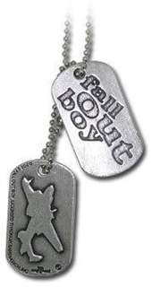 Fall out Boy dogtags £5 @  Grindstore