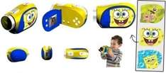 Spongebob Squarepants DV Camcorder - Great Xmas Present - £29.99 + £1.99 shipping @ Dealtastic