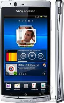 Free Sony Ericsson Xperia Arc S (White) - 12 month Vodafone contract, 300 minutes, unlimited texts, 500MB data (unlimited data for first three months), 2GB BT OpenZone - potentially £19.83 a month (£238 for the year) @ Dialaphone