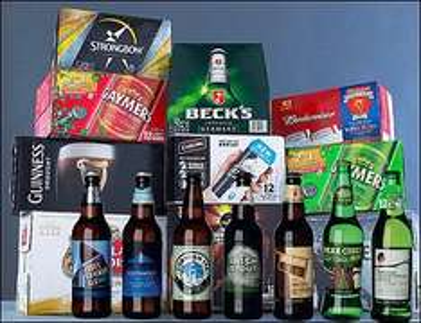 Packs of Beer/Cider £6.50 @ Co-op