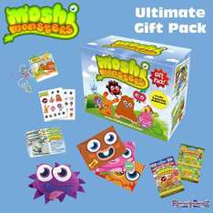 Moshi Monster Gift Pack instore at Sainsbury's Half Price Sale normally £20