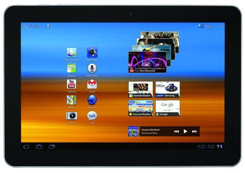 Samsung Galaxy Tab 10.1 16GB WiFi (Refurbished) - £279.98 @ eBay (Digigood)