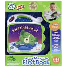LeapFrog My First Book Good Night Scout £6.45 @ John Lewis usually £12.99