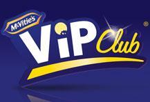 5 Free Mcvities VIP Club Points