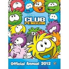 Club Penguin 2012 annual Delivered for £3.58 from Amazon