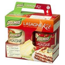 Dolmio Lasagne starter kit, with Free Lasagne dish worth £10 for £3.99 @ Tesco
