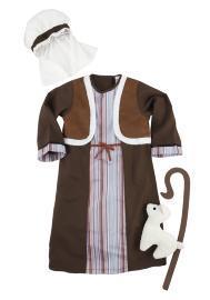 Nativity Costumes ( Shepherd / King / Angel / Donkey / Sheep / Mary) from £4.55 @ TESCO online using 30% voucher code + TopCashBack