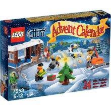 Lego City advent Calendar - £7.99 @ Wilkinsons