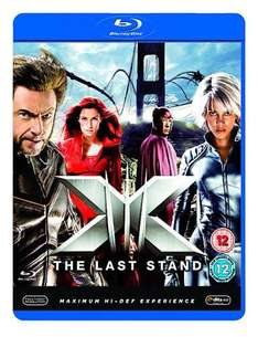 X-Men - The Last Stand - Blu-ray (Replay) £2.99 @ Thats Entertainment