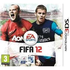 Fifa 12 3DS £17.99 Delivered @ Play,