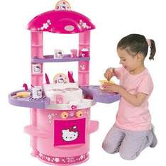 """Hello Kitty Toddler """"My first hello kitchen"""" was £49.99 now £14.99 @ Toys R Us"""