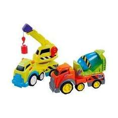 Chad Valley Set of 2 Construction Vehicles - only £10.98 delivered @ eBay Argos