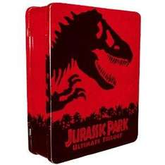 Jurassic Park Ultimate Trilogy - Limited Collector's Tin (Blu-ray) £27.97 @ Amazon